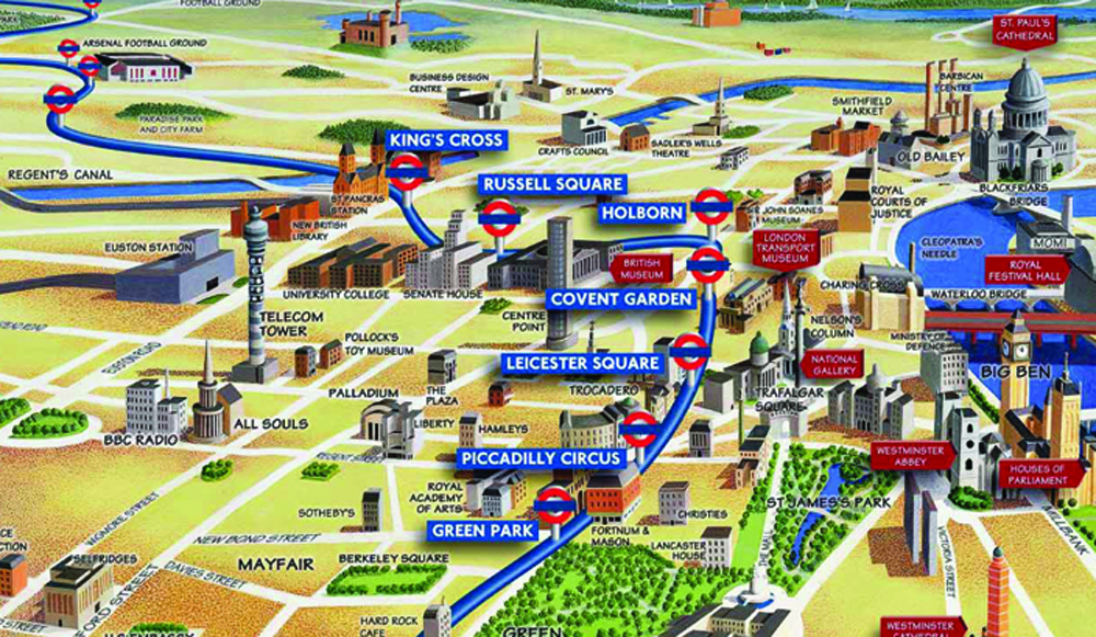 Exploring The Tube 10 Interesting Facts and Figures about the