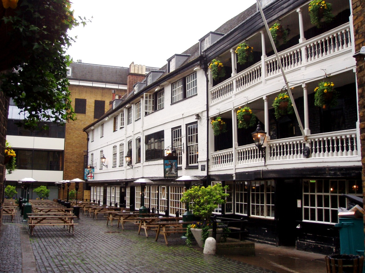 St Georges Hotel Fitzrovia