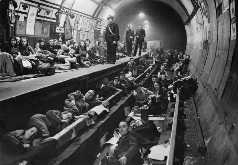 London history a look at the london underground during for World no 1 home