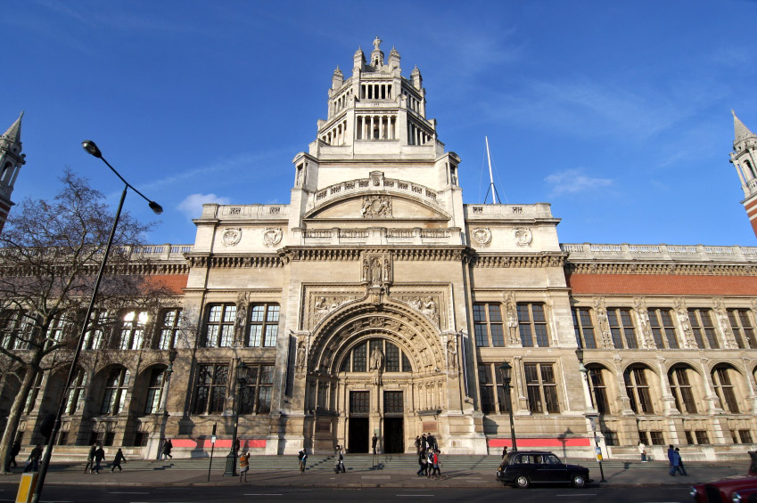 10 interesting facts and figures about the victoria and for Victoria and albert museum london