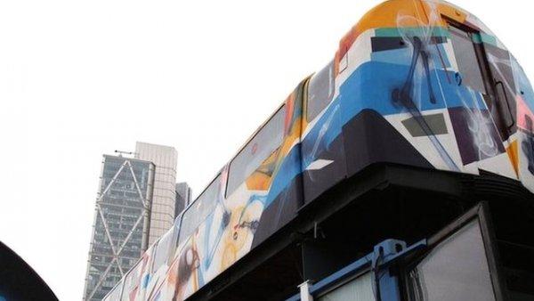 The Tube: What's is Like Working inside an old refurbished Tube train? Video