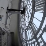 Big Ben: Ever Wonder What it Looks Like Behind the Clock Faces of Big Ben – Like This!