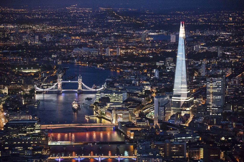 Great London Buildings The Shard Uk S Tallest Building