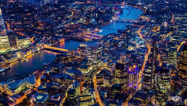 Video: Gorgeous Short Film Shows London at its Best From Above