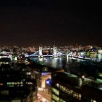 Tiny London: Stunning Video Uses Tilt Shift Effect to Make London Look Like a Model