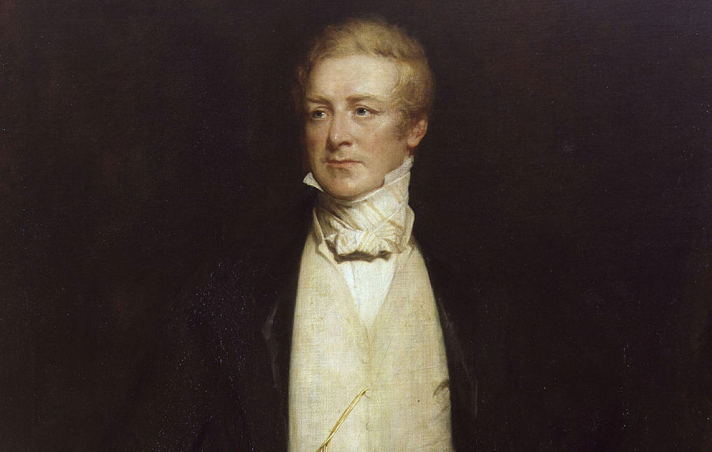 Great Londoners Sir Robert Peel The Founder Of The