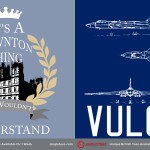 London Alert: New Designs LIVE – Downton Abbey and Vulcan Bomber Tribute