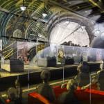 5.Mail Rail AV platform Theatre ART
