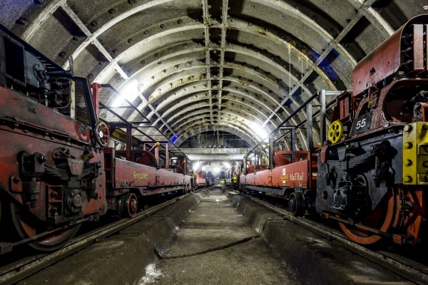 London's Secret Tube: The Mail Rail Tube System Opening to Public as Museum and Ride in Spring 2017