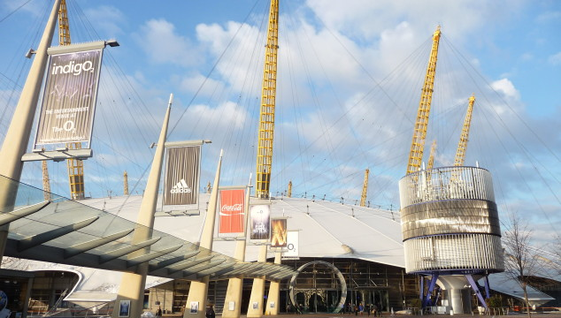 Great London Buildings – The O2 – The Building Formerly Known as the Millennium Dome
