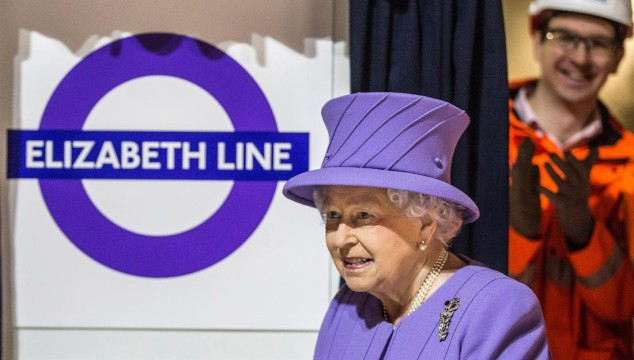 Crossrail: London's New Underground Line – Crossrail – Will Now Be Known as the Elizabeth Line