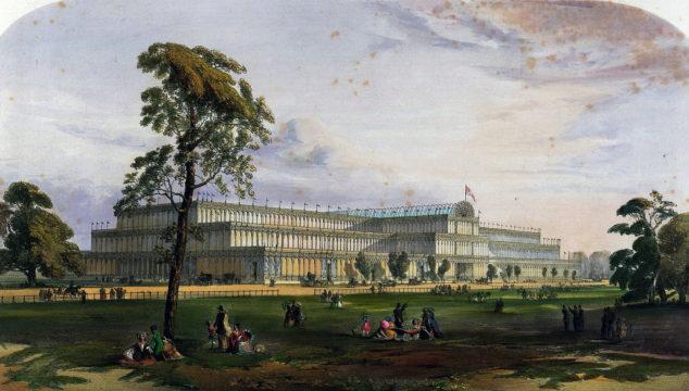 Great Londoners – Joseph Paxton – Landscape Architect and Designer