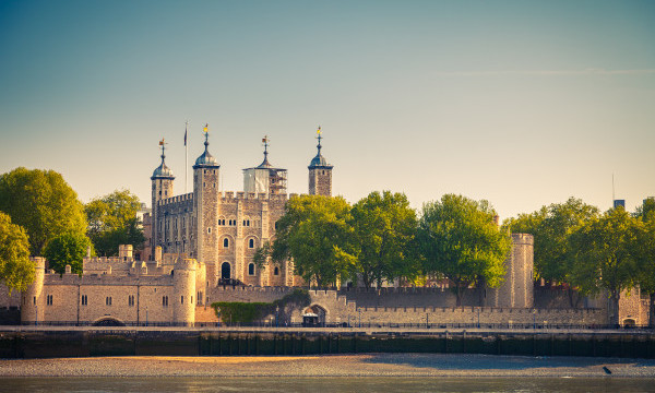 Great London Buildings – A Brief History of The Tower of London
