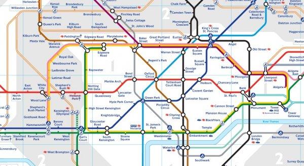Tube of Wonder: Top Ten London Underground Mysteries