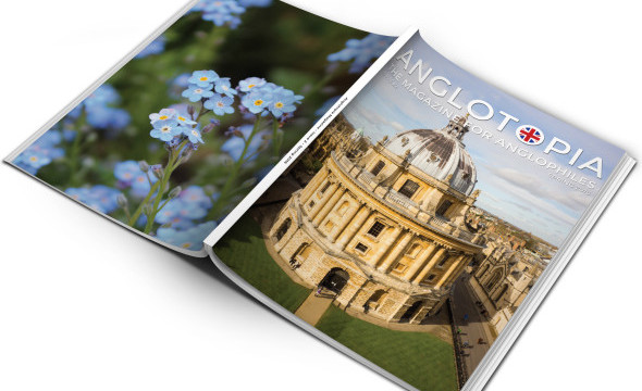 London Alert: Anglotopia Magazine – Big News! Second Issue of the Beautiful Anglotopia Magazine Now Available To Buy and Download