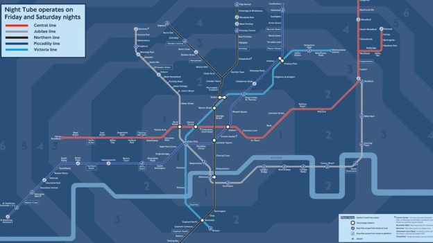 Tube News: The Long Awaited Night Tube to Start in August… Maybe