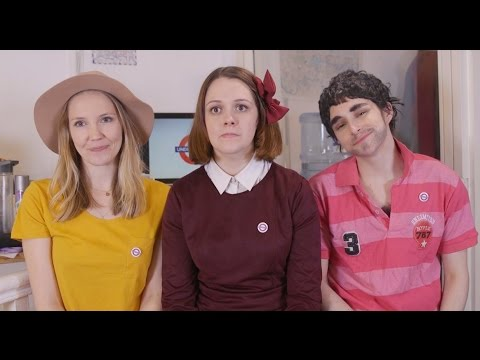 Funny Video: If Tube Lines Were People