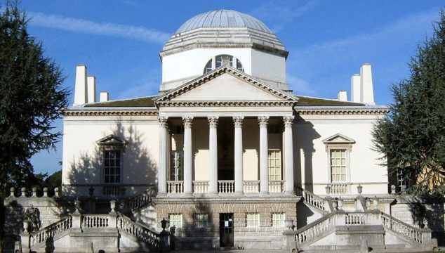 Great London Buildings – Chiswick House