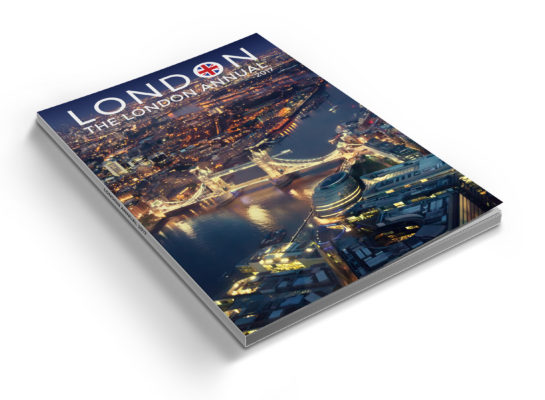 London Alert: Announcing the 2017 London Annual – New Yearly Magazine All About London