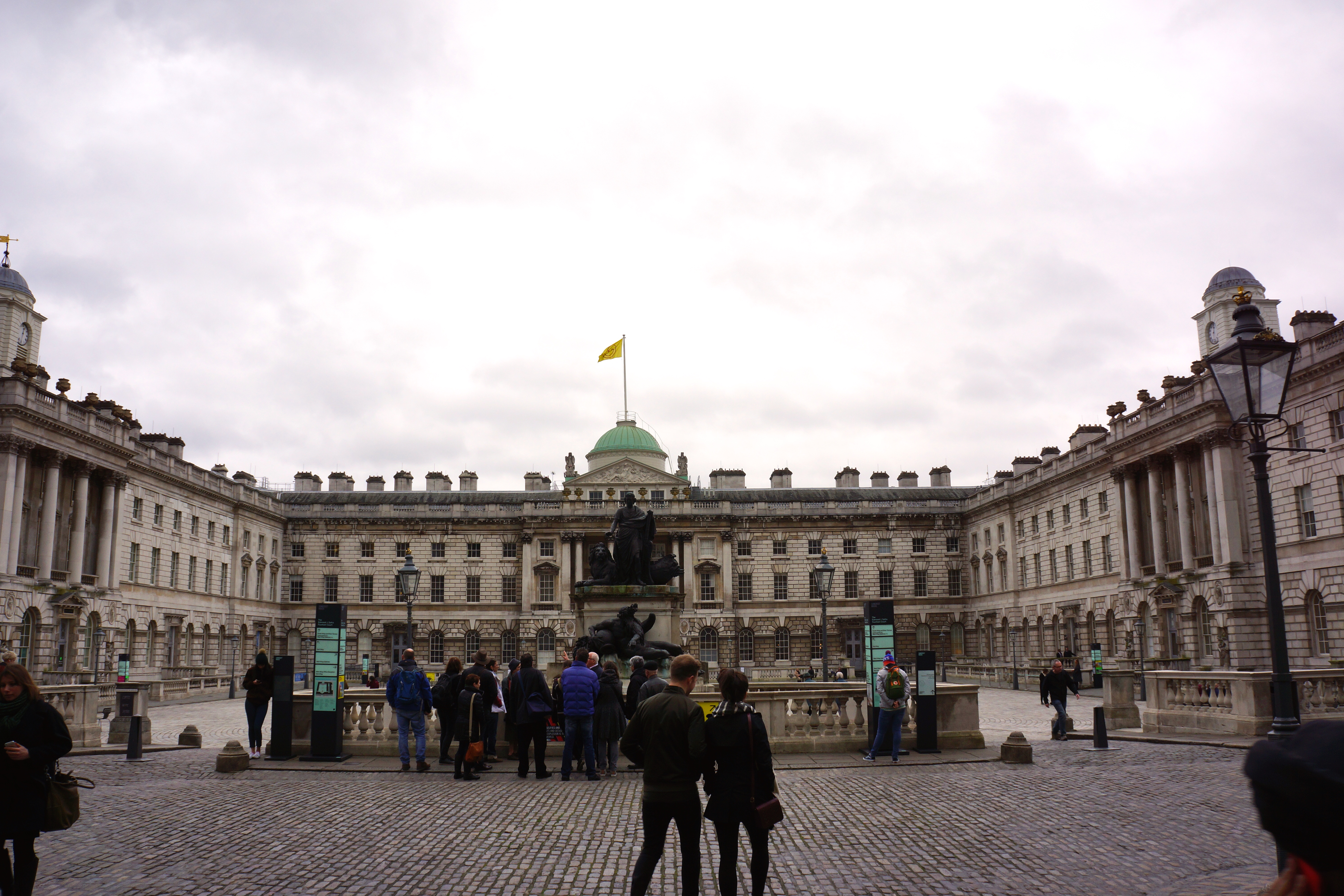 Great london buildings somerset house londontopia one of the stateliest homes in london somerset house at one point was a tudor palace and today sees use as a venue for the arts and major event location aiddatafo Choice Image