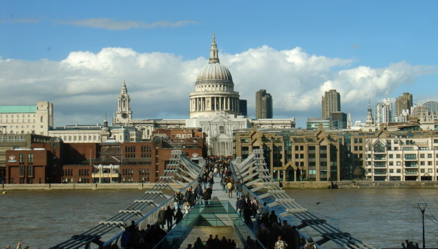 Not Falling Down: Ten of London's Beautiful Bridges and Their Fascinating Histories