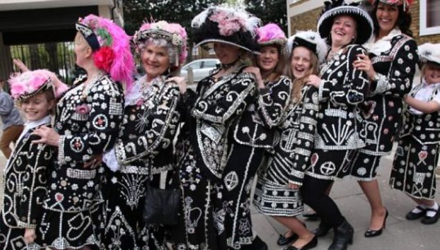 What's All This Then? – London's Pearly Kings and Queens