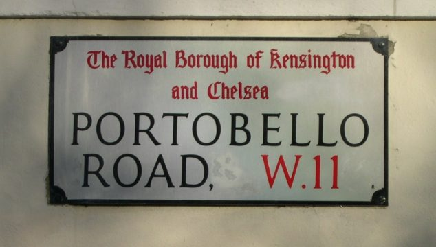 From Piccadilly to Portobello Road: The Origins of Ten of London's Most Famous Street Names