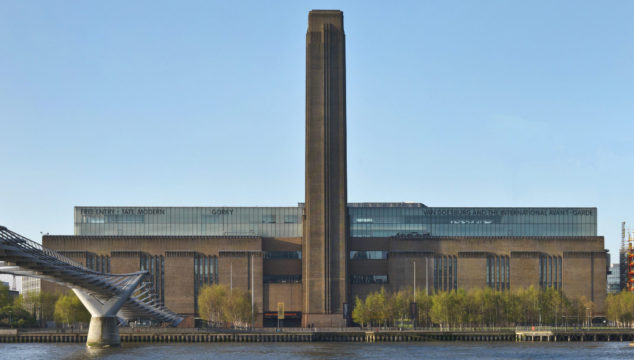 Great London Buildings – The Tate Modern