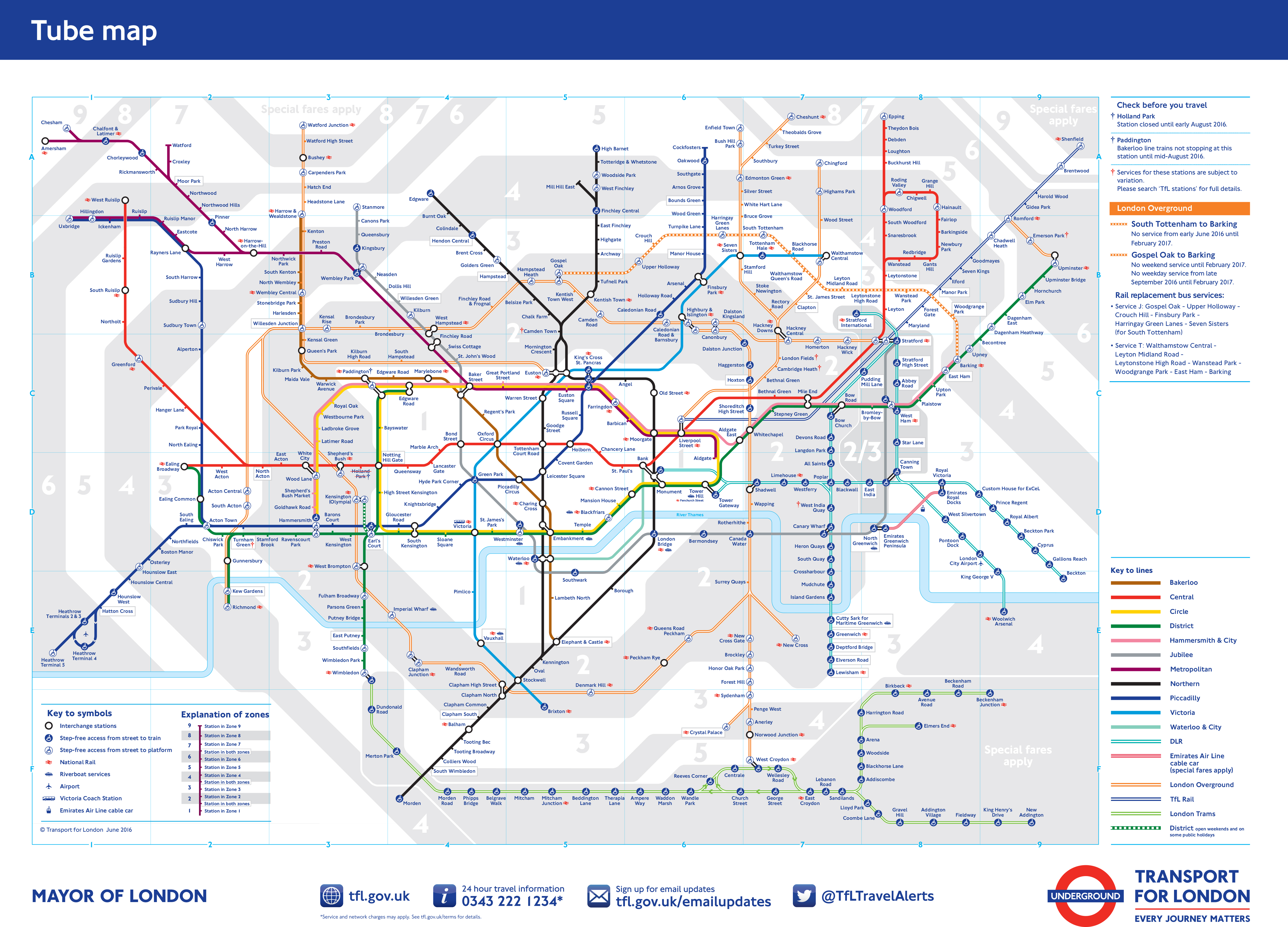 London Icon A History Of Harry Beck S Iconic Tube Map