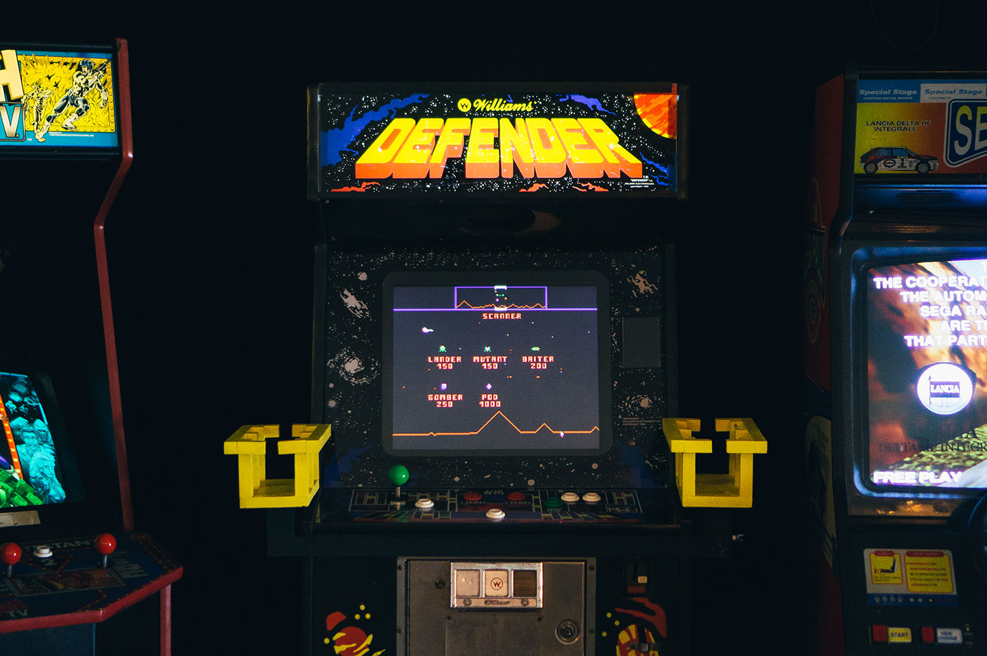 The London Fiver – Five of the Best Video Game Arcades in