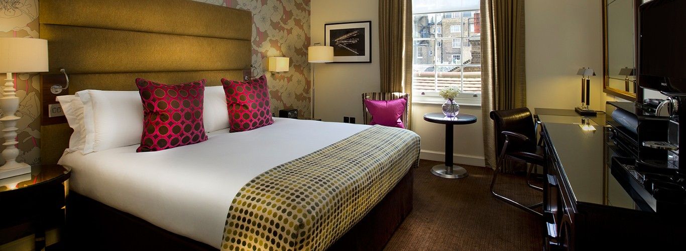The Arch Hotel London luxury hotel rooms