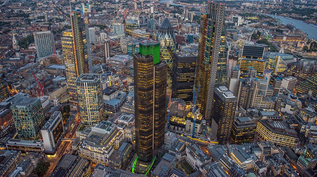 Great London Buildings Tower 42 Londontopia