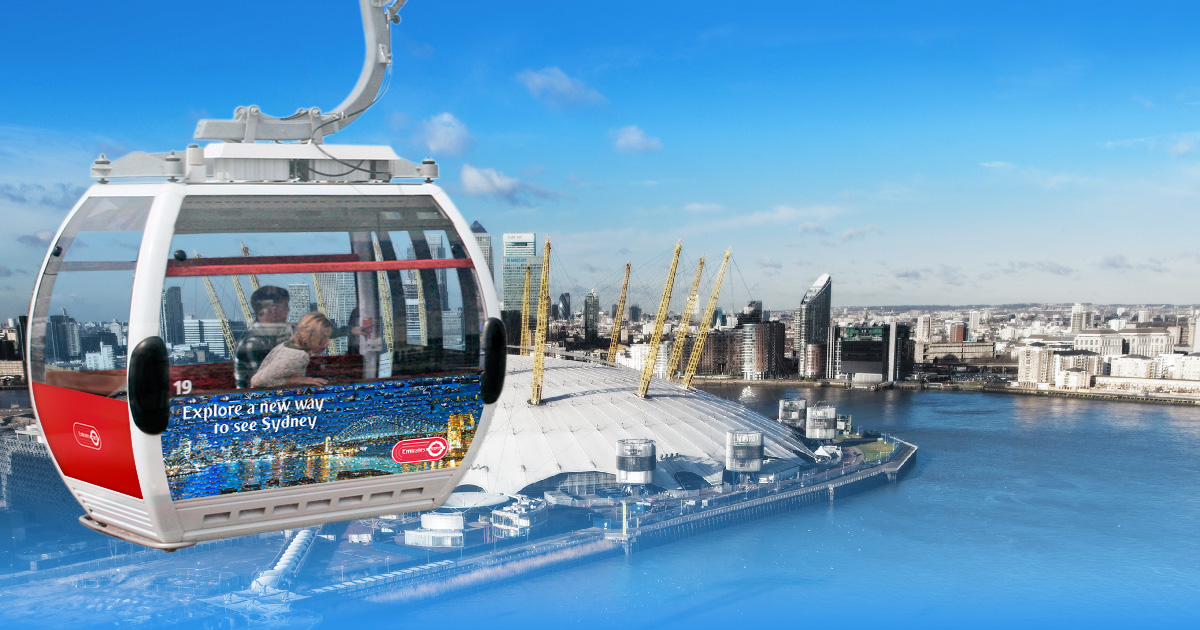 London Emirates Cable Car Opening Times