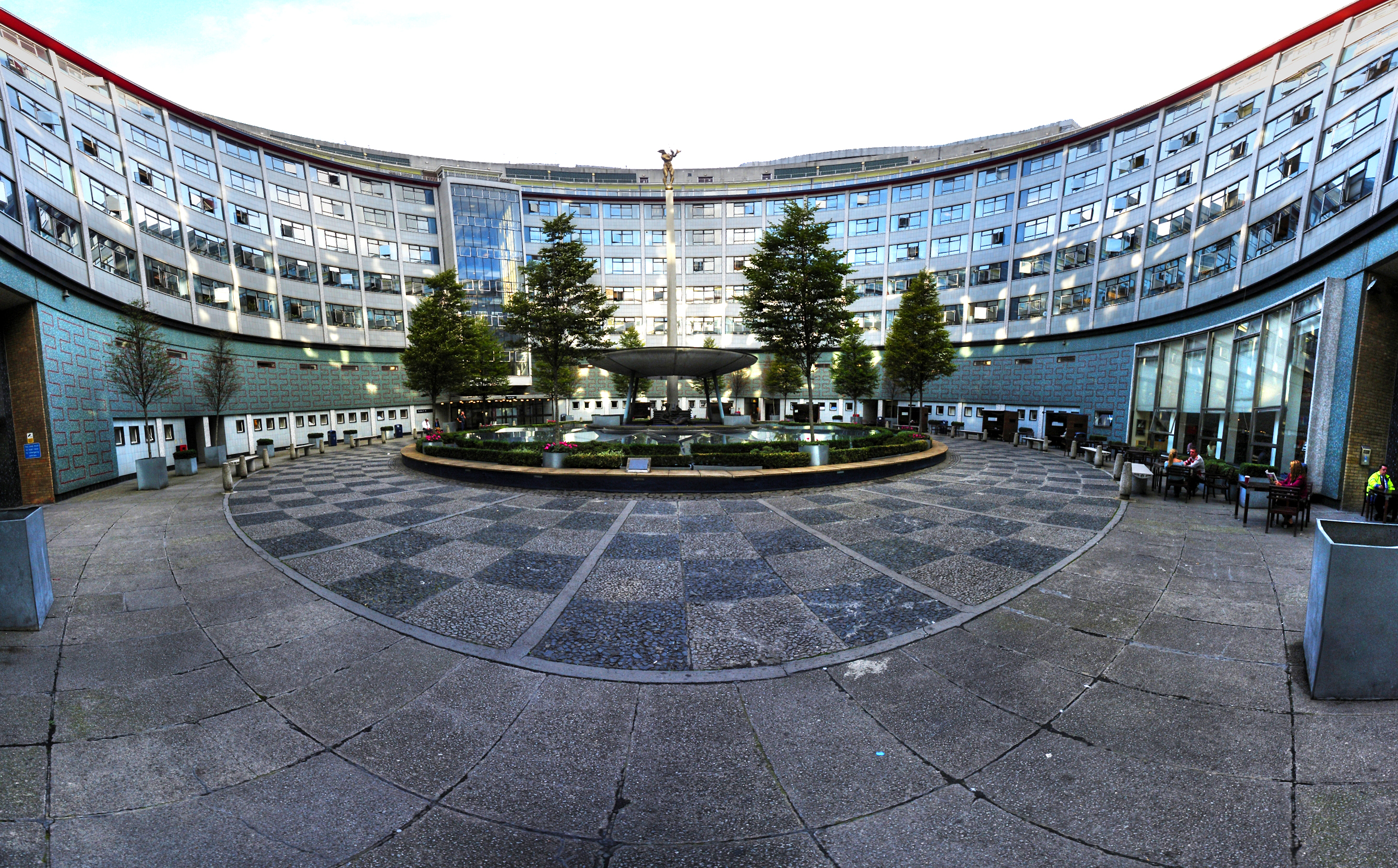great london buildings the old bbc television centre