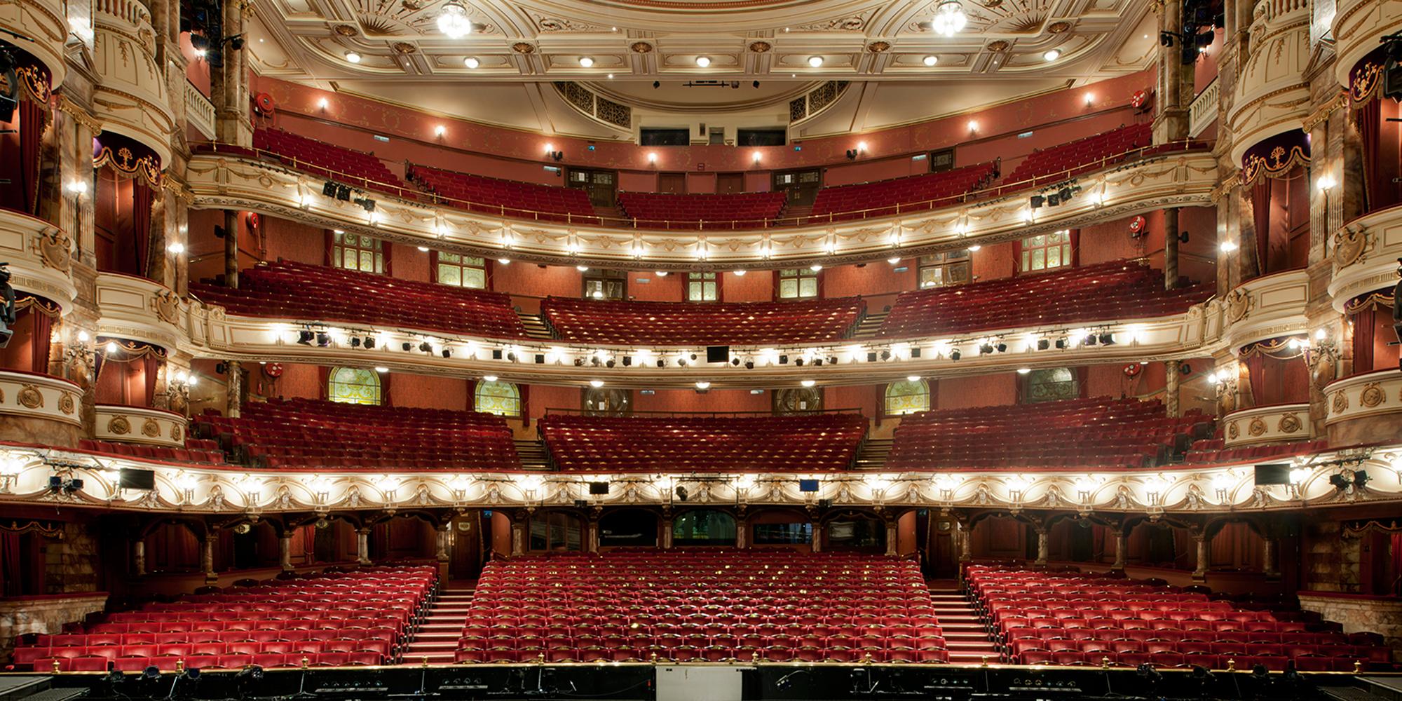 London Coliseum Backstage Tour