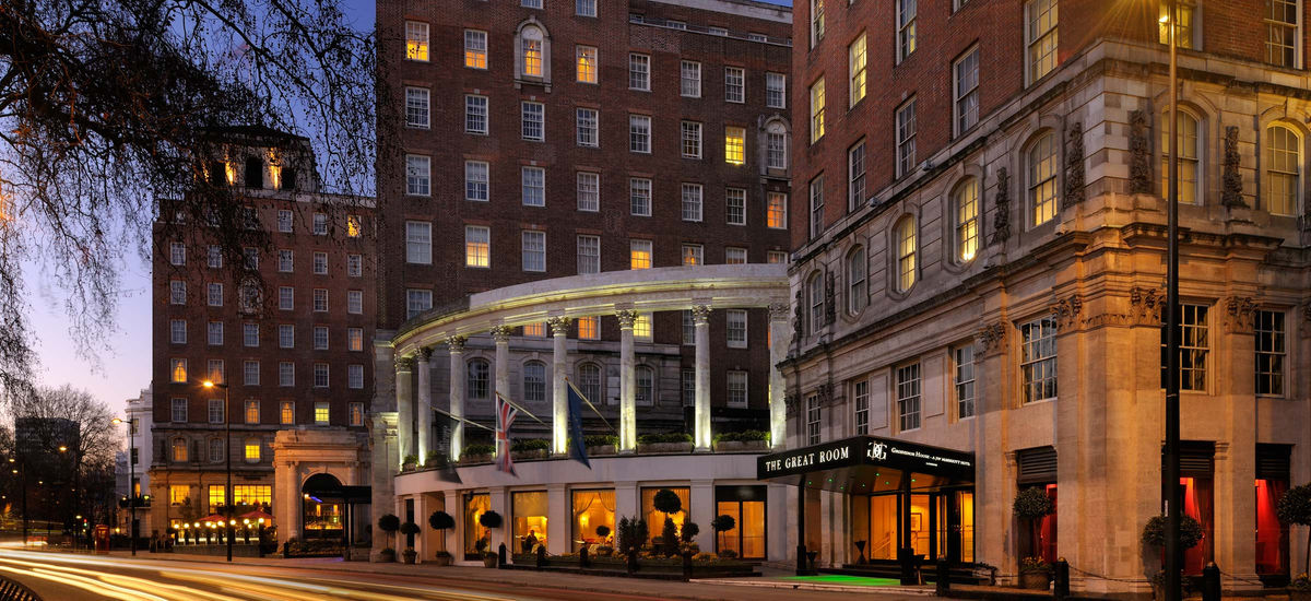 Grosvenor House 60 000 Per Week