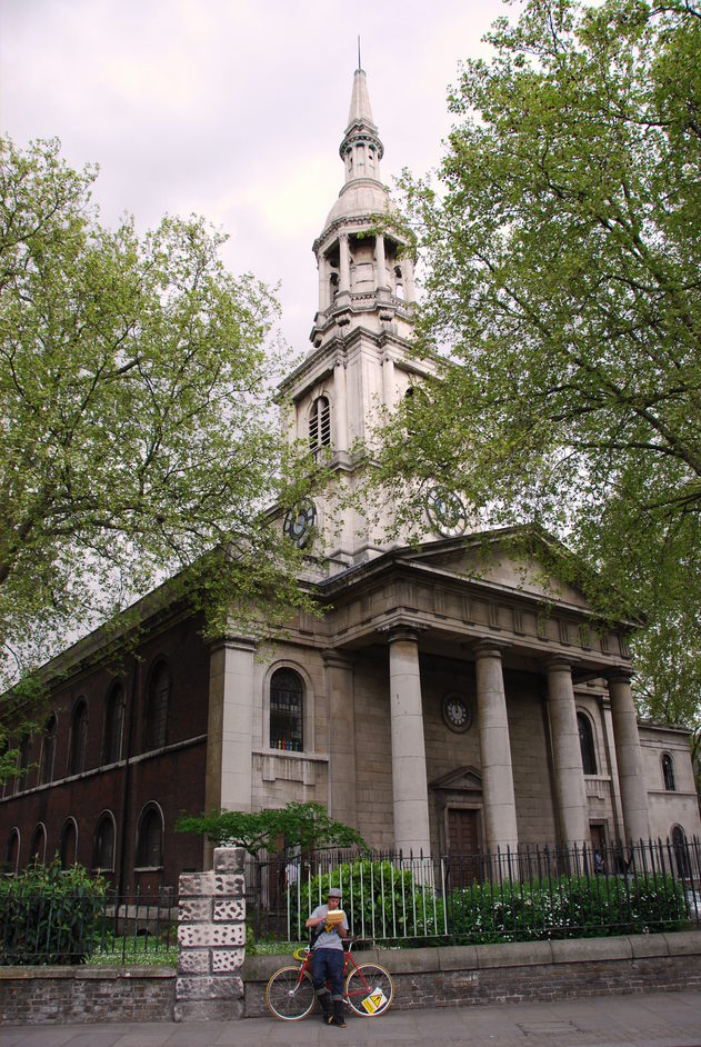 Shoreditch Gardens: Top Ten London: Top 10 Things To See And Do In Bethnal