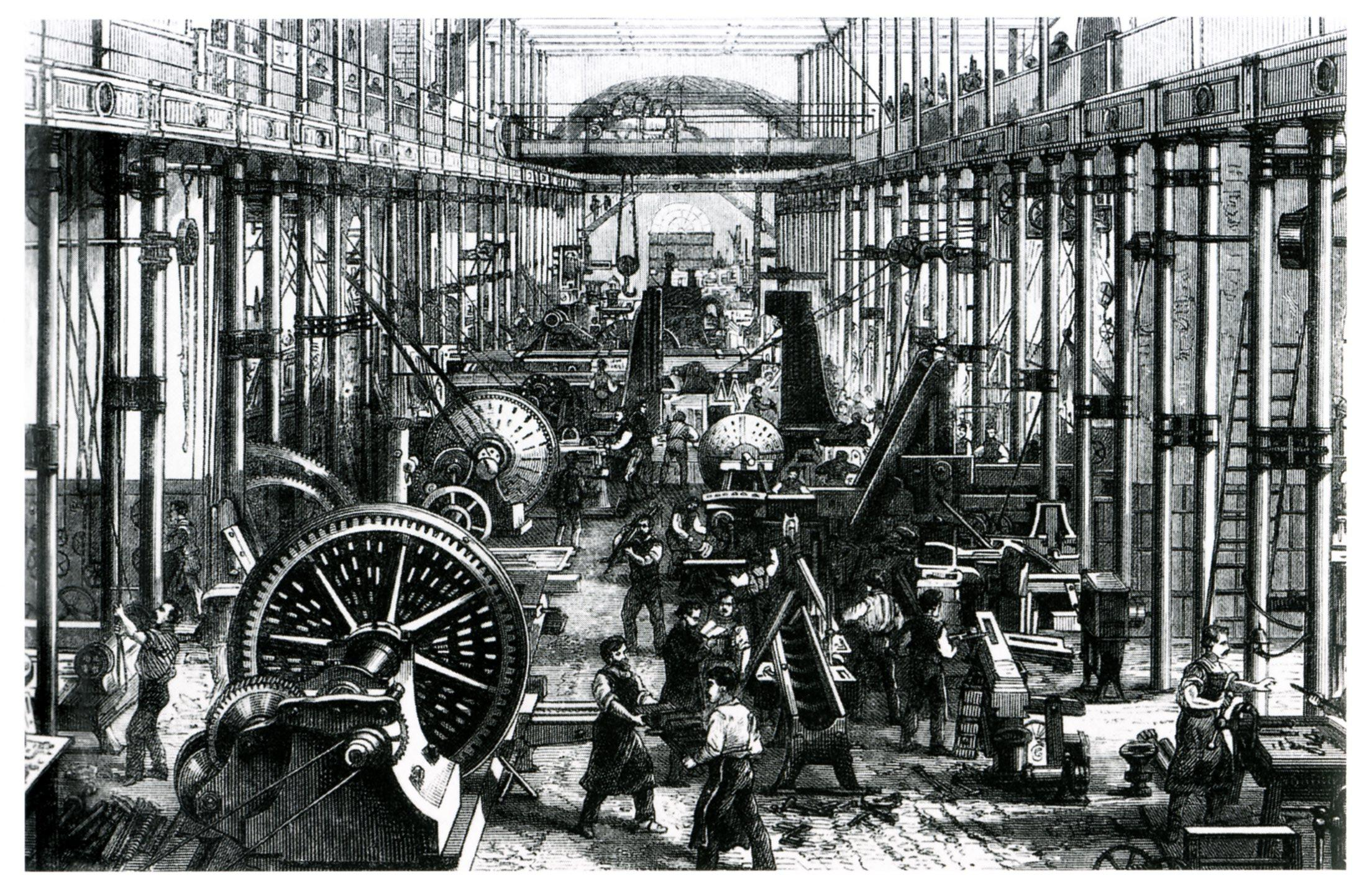 London and the Industrial Revolution - Londontopia