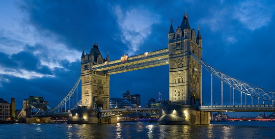Great London Buildings: Tower Bridge – An Icon of London