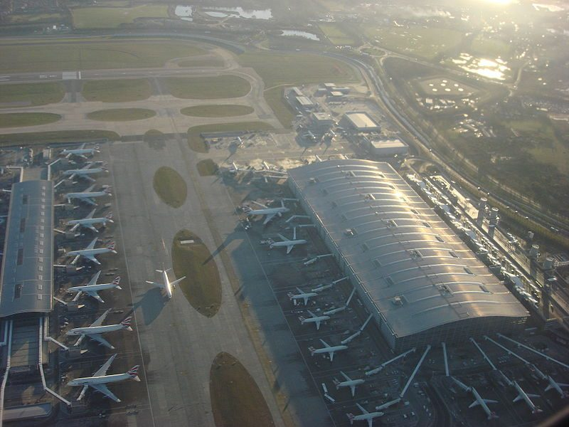 Fly Away With Me: How London's Airports Got Their Names