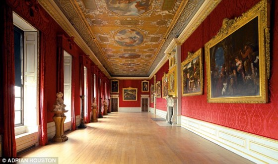 Kensington Palace Re-opens To the Public after £12 Million Refurbishment
