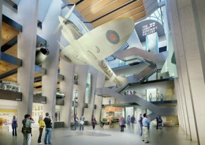 The Imperial War Museum Plans to Close in 2013 for 6 Months