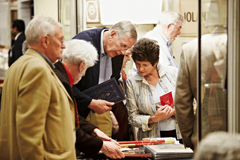 A world of old books at the London International Antiquarian Book Fair in May