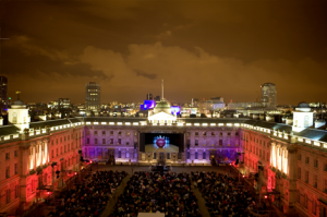 Movies in the Open Air Return to Somerset House This August