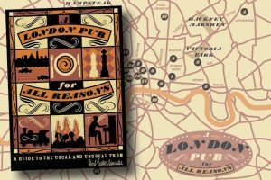 Maps: A London Pub for All Reasons