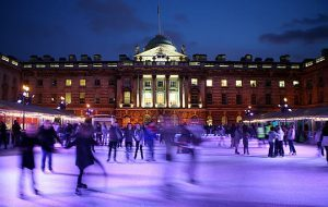 The London Fiver – Five Winter Activities for London