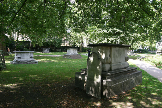 The Secret Gardens of London's West End