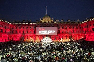 Film4 Announces Outdoor Film Screening Schedule at Somerset House