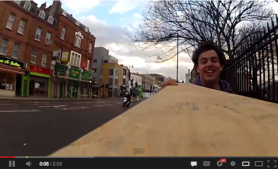 Video: Ten Illegal Things To Do In London