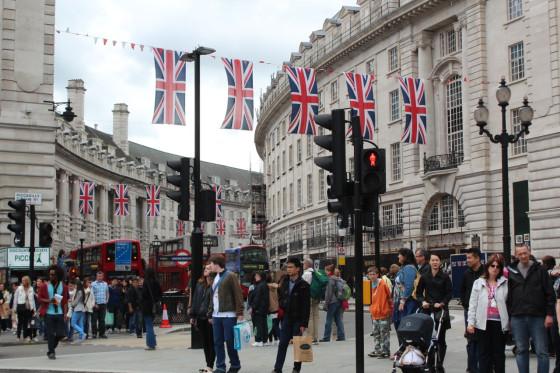 Travel Alert: Regent's Street to Go Traffic Free This Summer